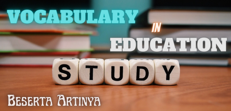 Vocabulary in Education